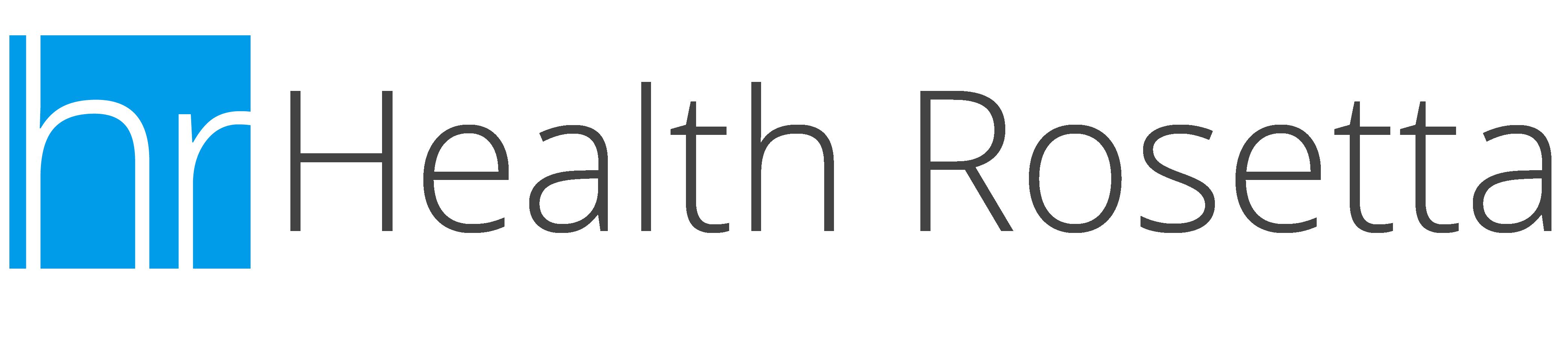 Health Rosetta logo